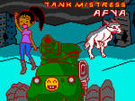 Tank Mistress Afya - Title Card 1