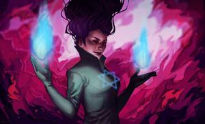 The Witch by kajoi