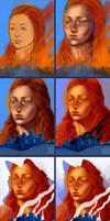 Sansa - Steps