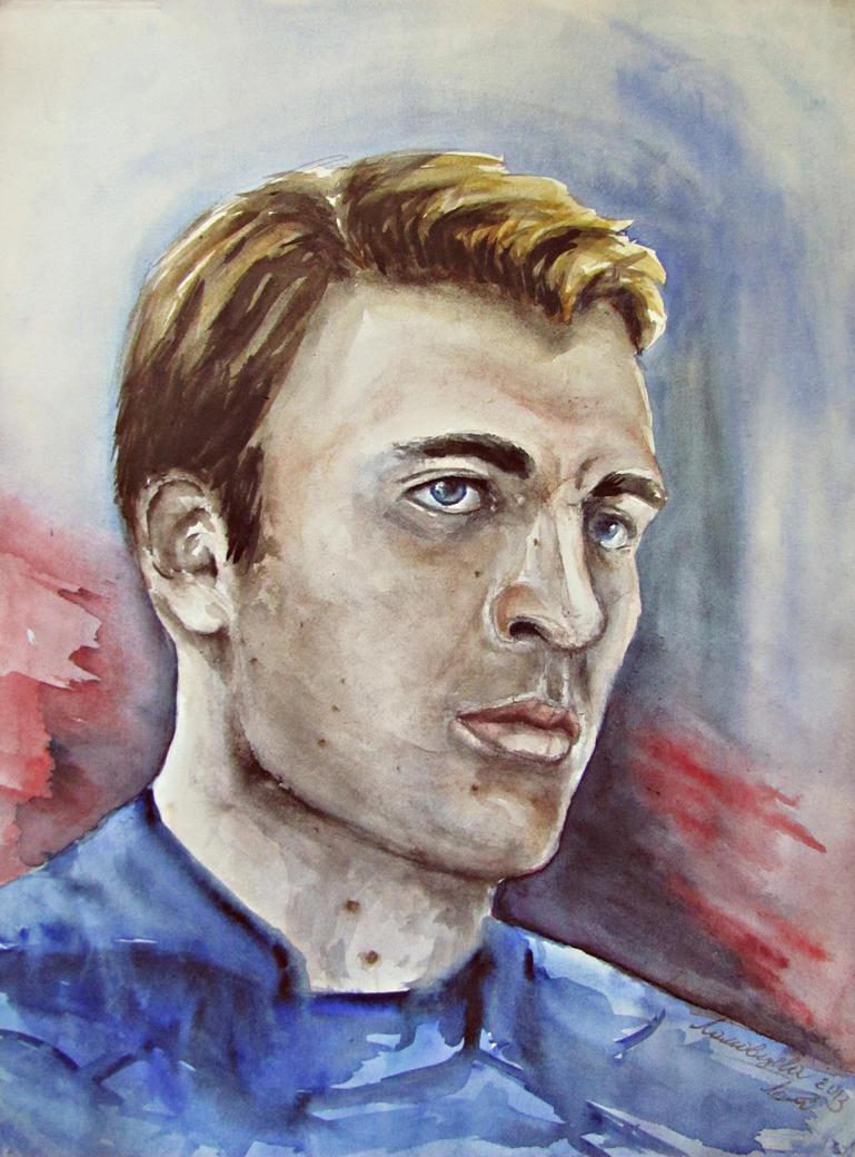 Captain America. by Anastasia1519