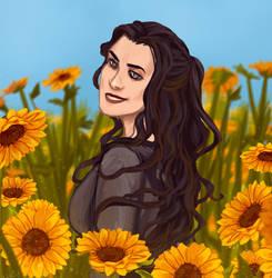 Sunflowers by Sora5005