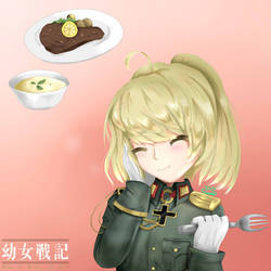 Cuisines only dreamt on the battlefield