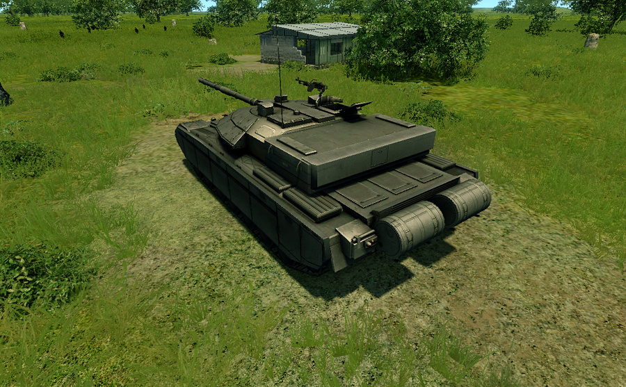T 95 Black eagle New Russian tank