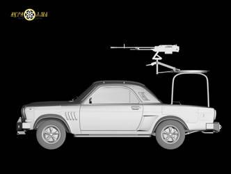 Aurayama car. by AndreyFilantrop