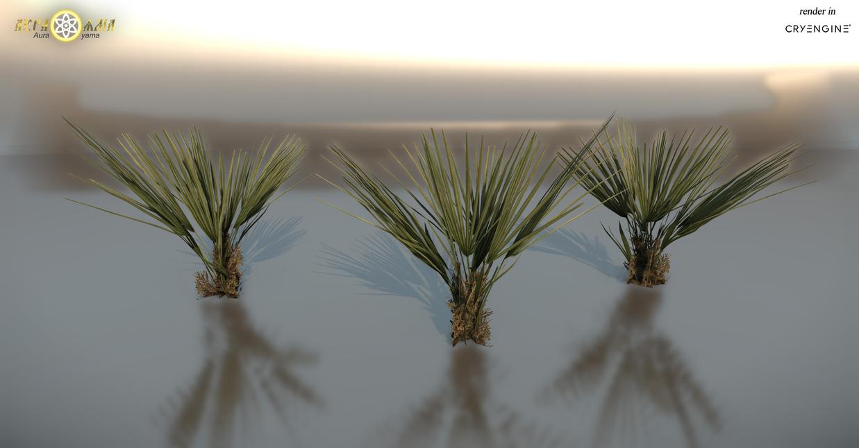 Palmbush small by AndreyFilantrop
