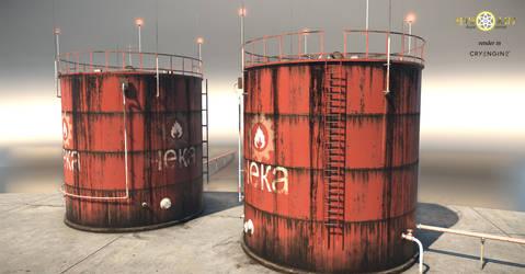Oil Tank 1