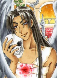 ACEO Card no. 85 by chucky01