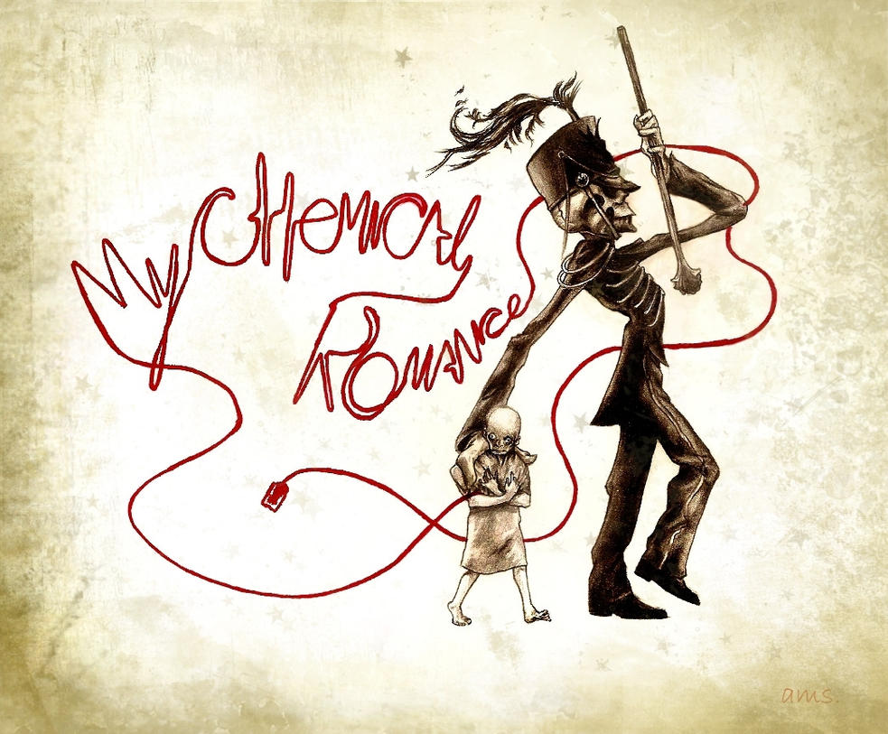 My Chemical Romance by frikibunny8