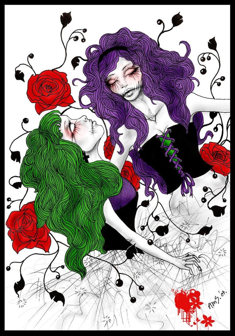 xX---Lolitas---Xx by frikibunny8