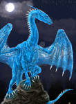 Saphira from the Book.