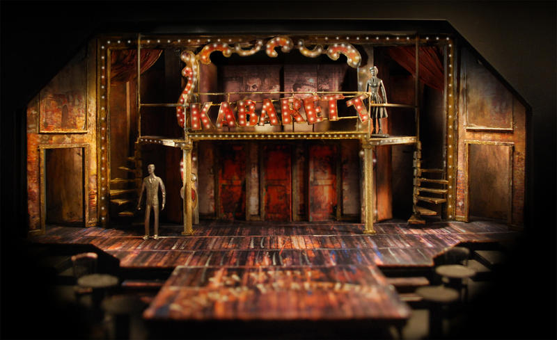 Cabaret by swolf330 on deviantart for 13 a table theatre
