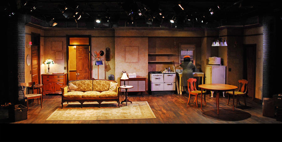 A raisin in the sun by swolf330 on deviantart for The model apartment play