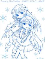chobits-Twins by Toriichi