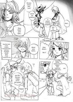 kokoro-KISEKI: page 1
