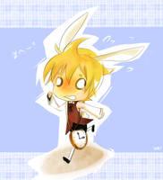 Len Hare by Toriichi