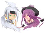 com: Risa and Kyo