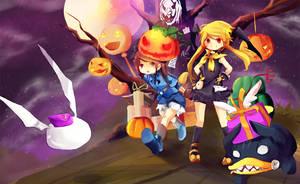 Happy Halloween DN INA
