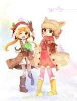 Happy Holidays by Toriichi