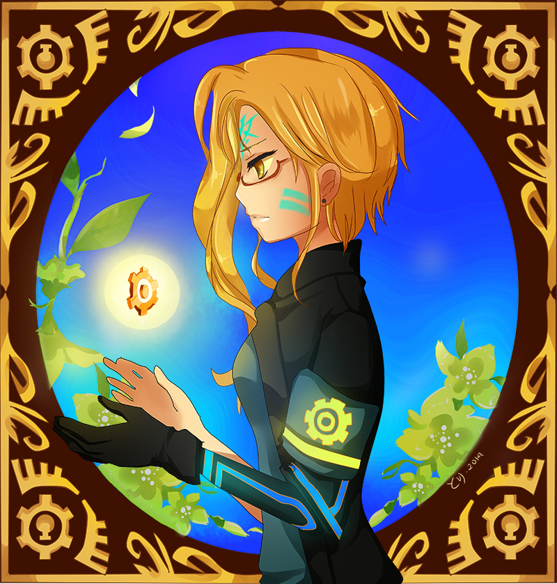 DN: jasmine by ChikoiToriChan