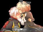 DN commission: Mavis and Azura by Toriichi
