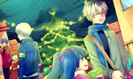 Happy Holidays my Past and Present by Toriichi