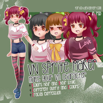VN Sprite Maker 01