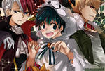 Happy Halloween~!! Plus Ultra~~ by Toriichi