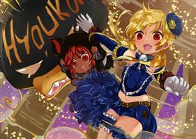DN: Halloween by Toriichi