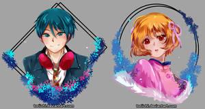 Kouki And Shiori