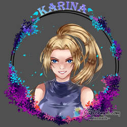 Commission headshot : Karina by Toriichi