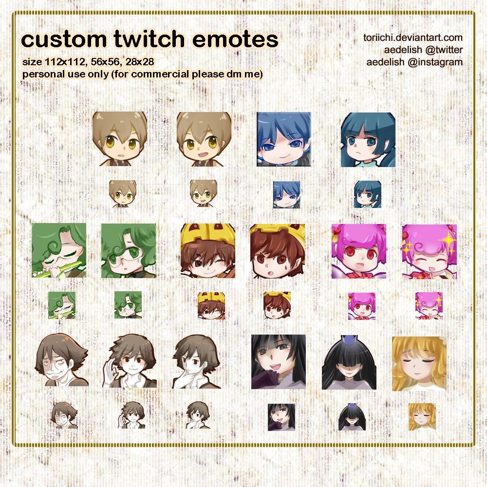 twitch emotes 01