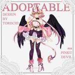 OPEN Adoptable auction 08