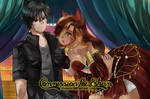 Commission couple FF game online