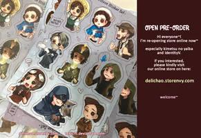 [Pre-Order] - Identity V fanmerch