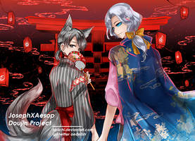 Identity V - Red Temple by Toriichi