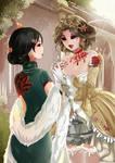 IdentityV Mary and Michiko