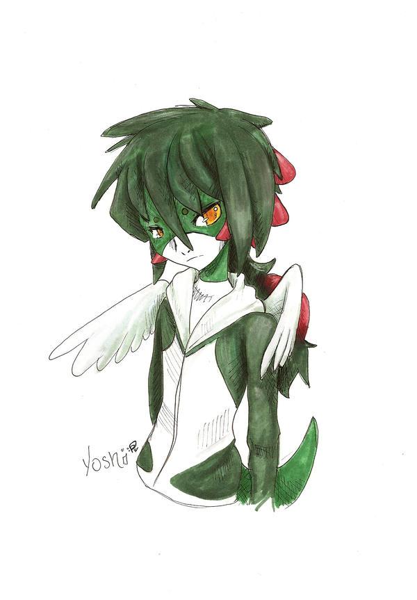 Yoshi by Vouloir-chan