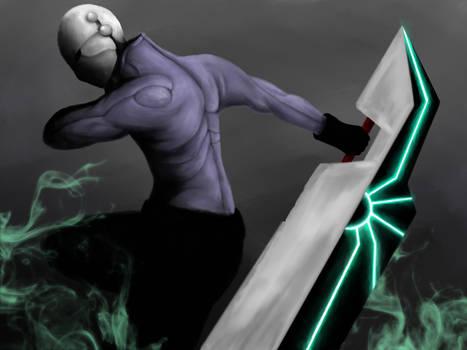 Unknown Swordsman
