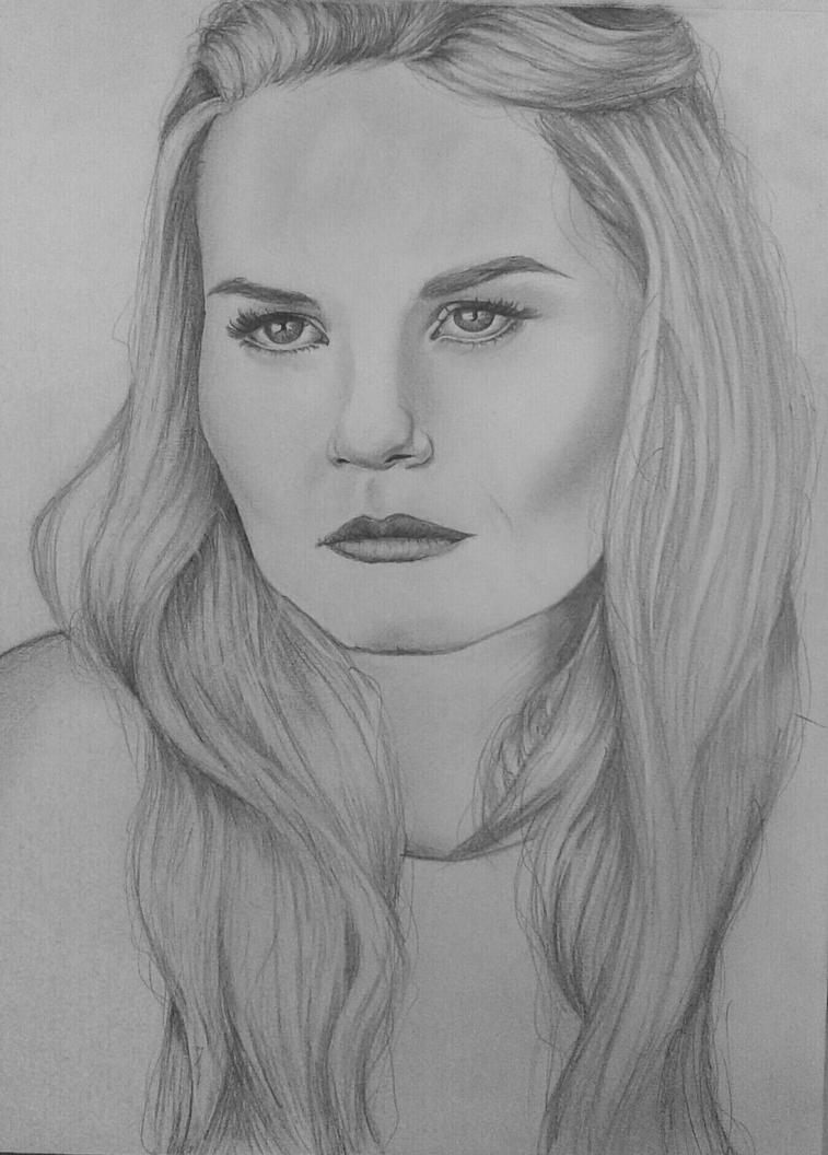 Jennifer Morrison  by Elody31