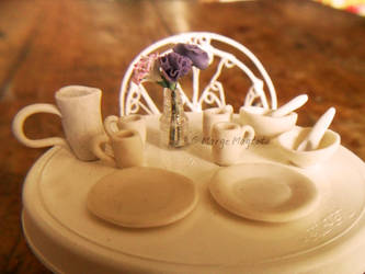 Miniature China Set by margemagtoto
