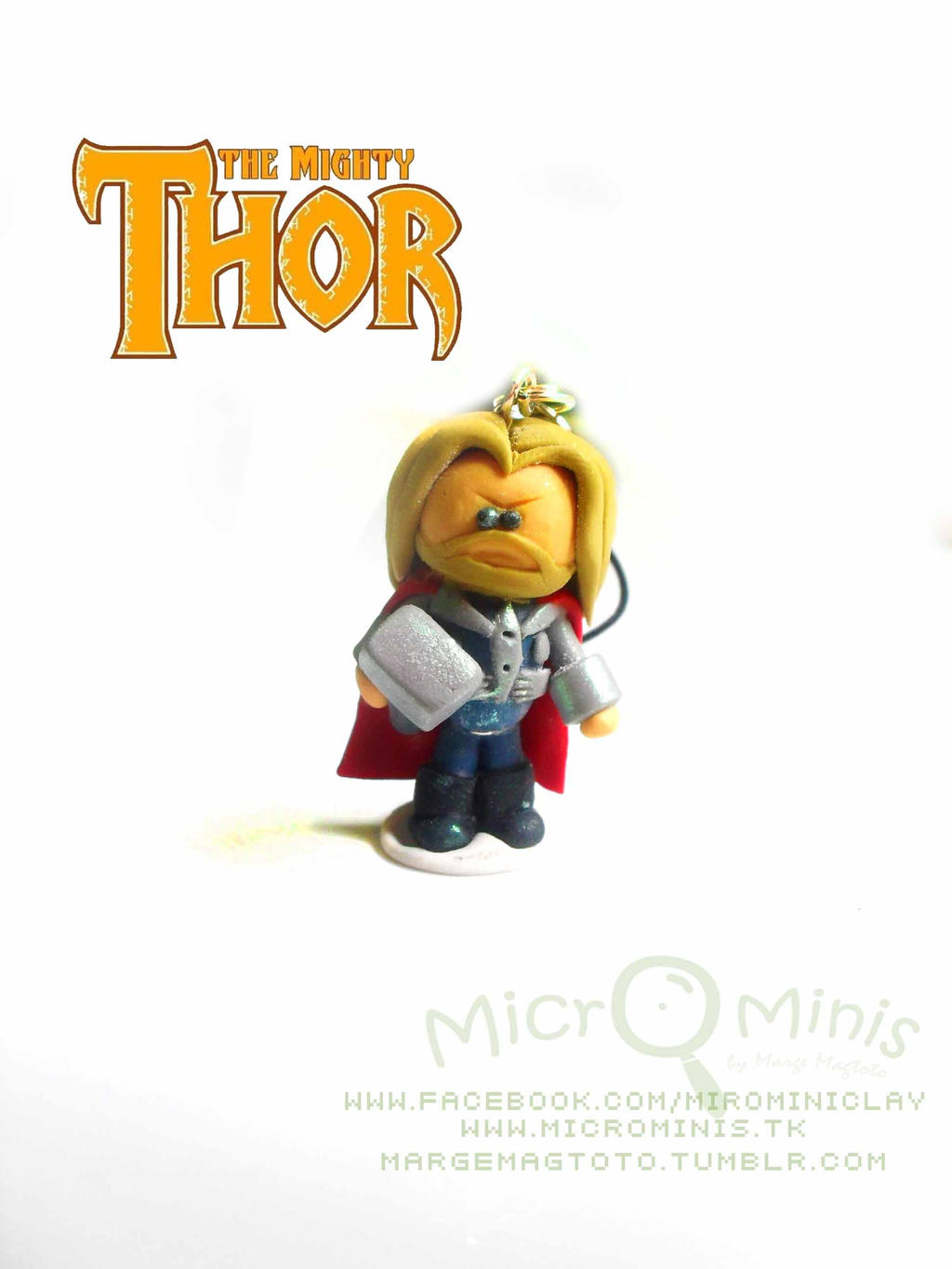 Avengers series: Thor by margemagtoto