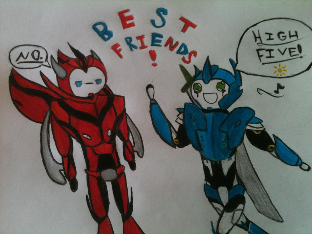 BEST FRIENDS FOREVER! by Swiftstone