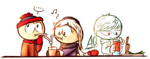 (AT)fruit juice by aq1218