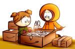 S22E10 - Kenny...and Karen