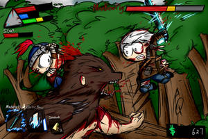 SP DS 18(2) kill the Manbearpig by aq1218