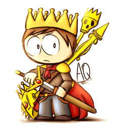 King douchebag
