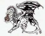 Dragon tattoo ?