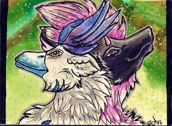 ACEO - Mistress-of-Air by DarkAfi4