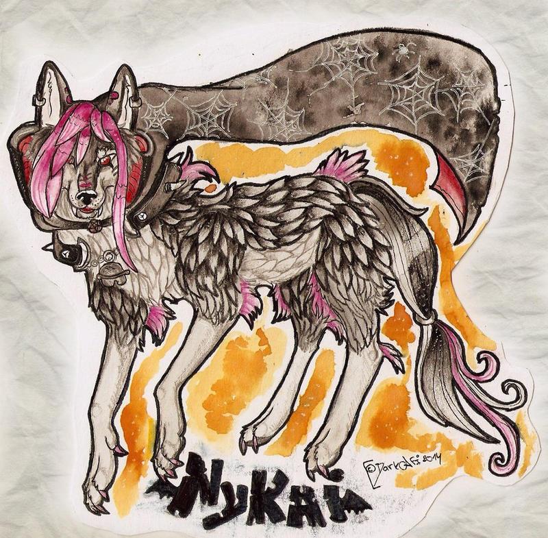 Badge - Cally-Dream by DarkAfi4