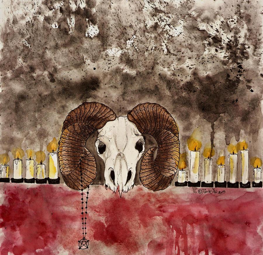 .:Sacrifice:. by DarkAfi4